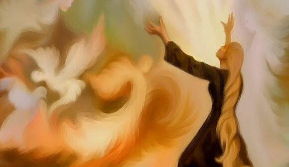 ¡Un Dios que danza!