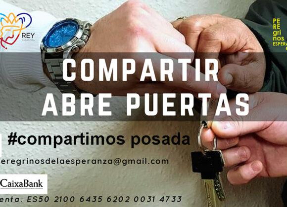 #CompartimosPosada