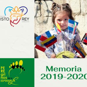 Memoria 2019 – 2020